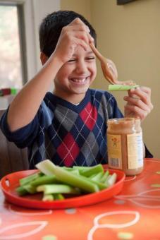 crunchy celery lifestyle